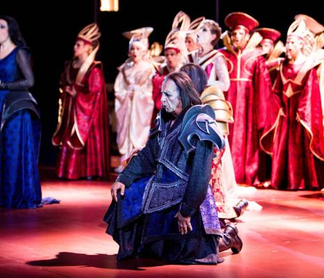 Leo Nucci - Macbeth par Stefano Mazzonis di Pralafera