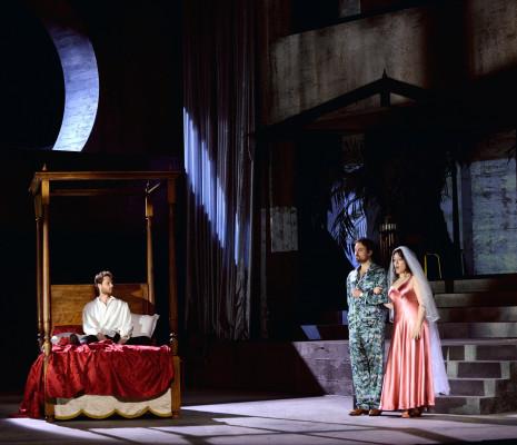 Philippe Sly, Julien Behr et Eleonora Buratto - Don Giovanni par David Marton