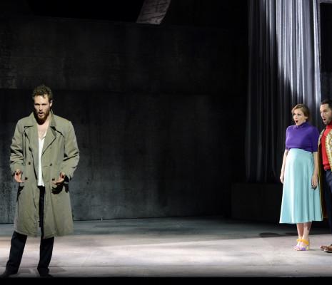 Philippe Sly, Antoinette Dennefeld et Kyle Ketelsen - Don Giovanni par David Marton