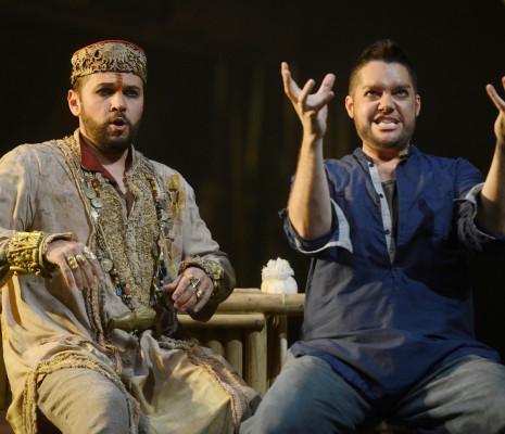 Adrian Sâmpetrean & Edgardo Rocha - L'Italienne à Alger par David Hermann