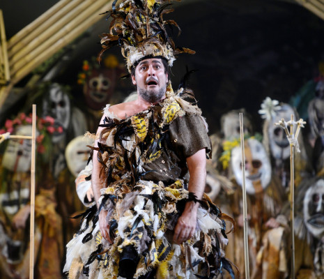Omar Montanari - L'Italienne à Alger par David Hermann