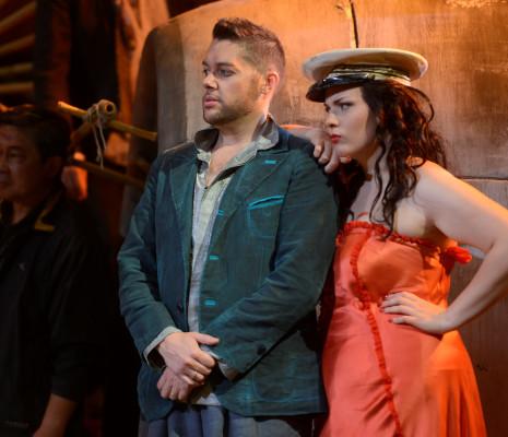Edgardo Rocha & Teresa Iervolino - L'Italienne à Alger par David Hermann