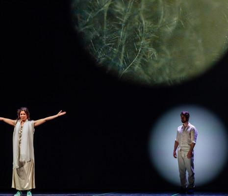 Orfeo & Majnun par Airan Berg, Martina Winkel