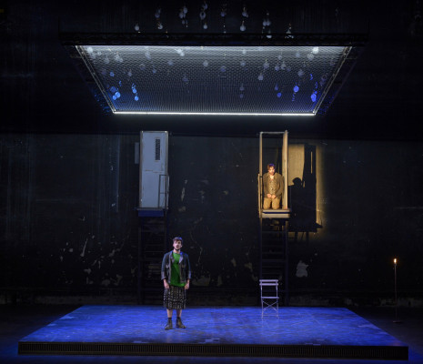 Paul-Antoine Bénos-Djian & Carlo Vistoli - Erismena par Bellorini