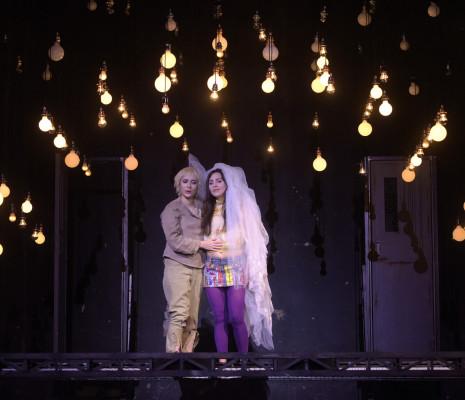 Francesca Aspromonte & Norma Nahoun - Erismena par Bellorini