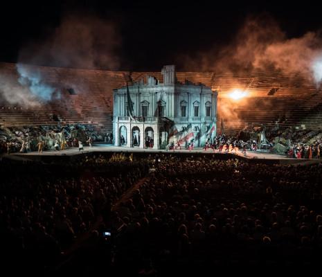 Nabucco par Arnaud Bernard