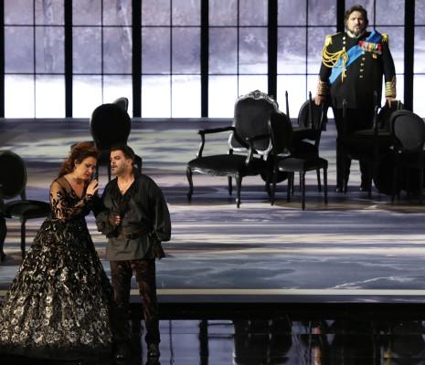 Sonya Yoncheva, Piero Pretti et Nicola Alaimo - Le Pirate par Emilio Sagi