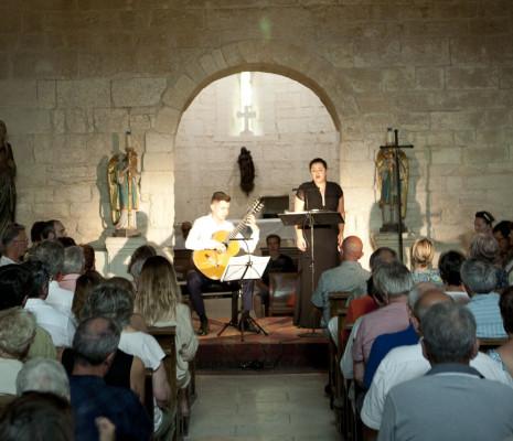 Anaïs Constans et Thibaut Garcia