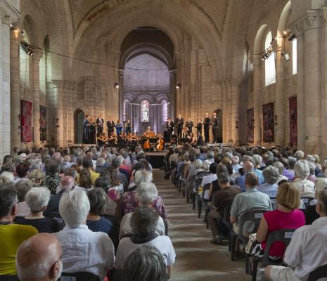 Vox Luminis à Saintes