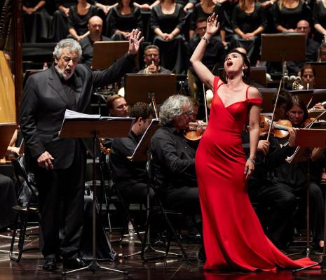 Plácido Domingo et Ermonela Jaho dans Thaïs à Castell de Peralada