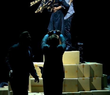 Le Vaisseau fantôme par Jean Philipp Gloger à Bayreuth