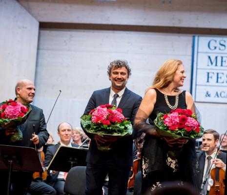 Jaap van Zweden, Jonas Kaufmann, Martina Serafin
