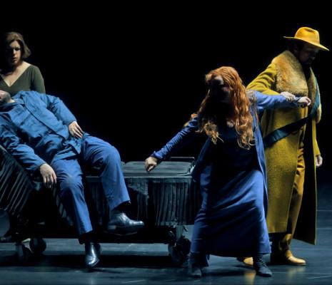 Tristan et Isolde par Katharina Wagner