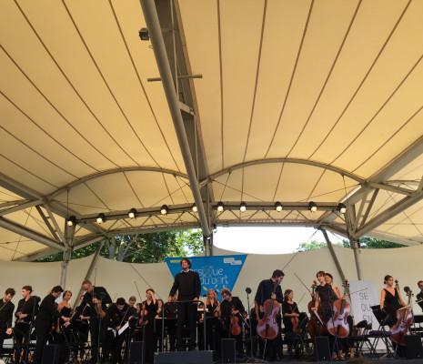 Eivind Gullberg Jensen et l'Orchestre de chambre de Paris - Classique au Vert 2018