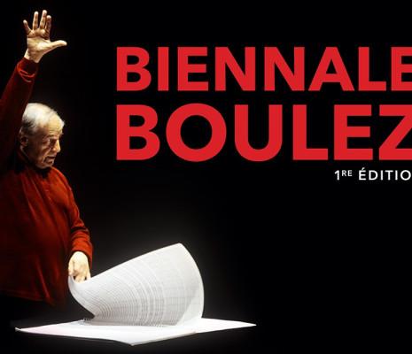 Biennale Boulez