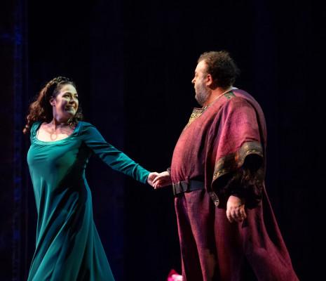 Yolanda Auyanet & Fabio Sartori - Le Trouvère par Stefano Vizioli