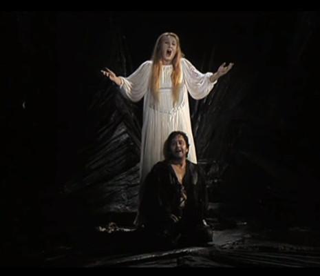 Tristan et Isolde par Jean-Pierre Ponnelle