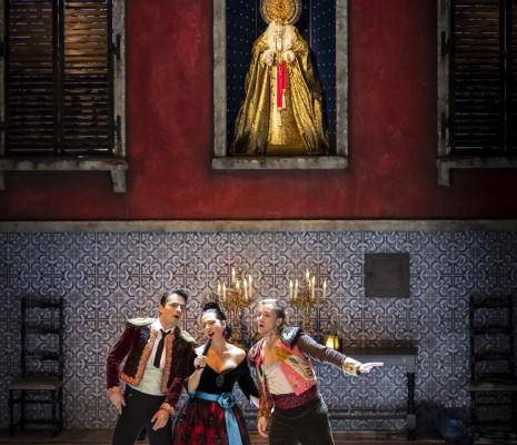 Ioan Hotea, Marina Viotti & Leon Košavić - Le Barbier de Séville par Pierre-Emmanuel Rousseau