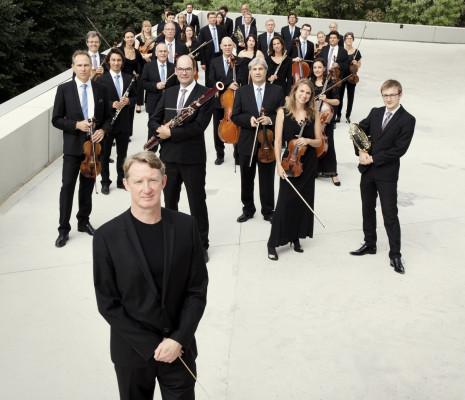Douglas Boyd et l'Orchestre de chambre de Paris