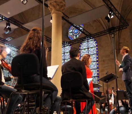Marion Lebègue & Secession orchestra de Clément Mao-Takacs