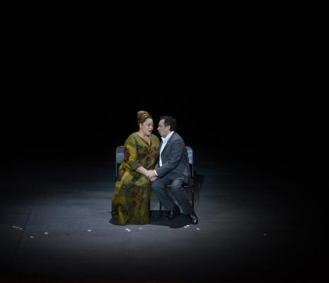 Michelle Bradley et Gianluca Terranova - Aida par Staffan Valdemar Holm