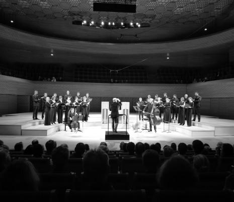 Accentus à La Seine Musicale