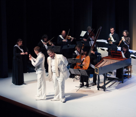 Frédérique Chauvet, Ensemble BarokOpera, Oscar Verhaar, Pieter Hendriks - Queen Mary par Sybrand van der Werf