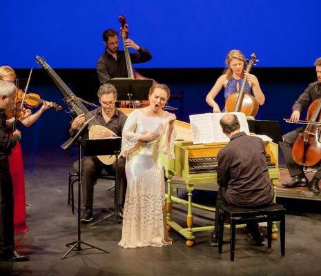 Julia Lezhneva & l'Orchestre de chambre de Bâle