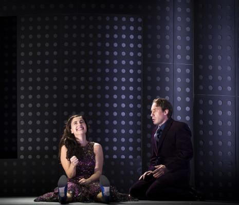 Anne-Catherine Gillet & Jacques Imbrailo - Pelléas et Mélisande par Barrie Kosky