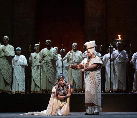 Anita Rachvelishvili & Dmitry Belosselskiy - Aida par Sonja Frisell