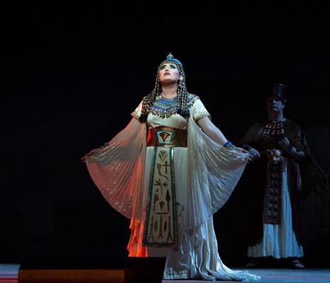 Anita Rachvelishvili - Aida par Sonja Frisell