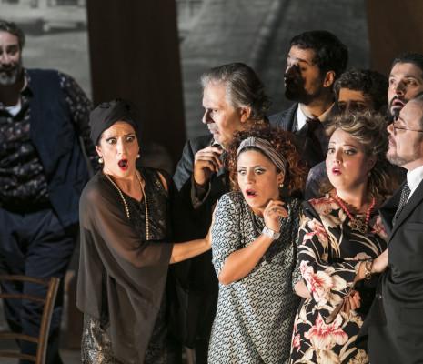 Gianni Schicchi par Denis Krief