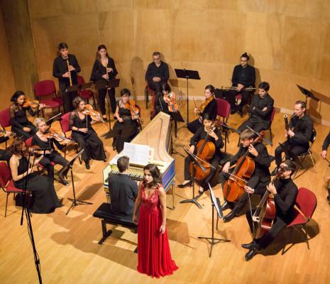 Lucia Martín-Cartón & Le Stagioni - Haendelmania