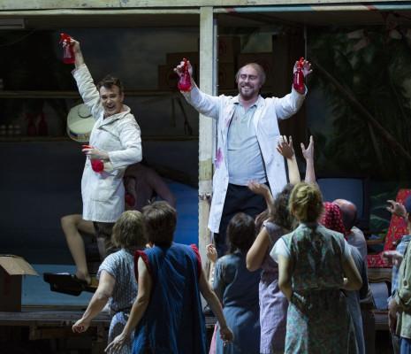 Gabriele Viviani dans l'Elixir d'Amour