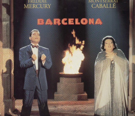 Montserrat Caballé & Freddie Mercury