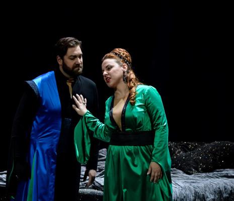 Vikena Kamenica & Alexandre Duhamel - Samson et Dalila par Paul-Émile Fourny