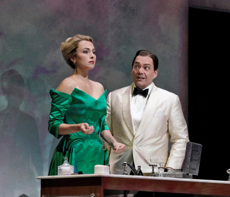 Isabel Leonard & Christopher Maltman - Marnie par Michael Mayer