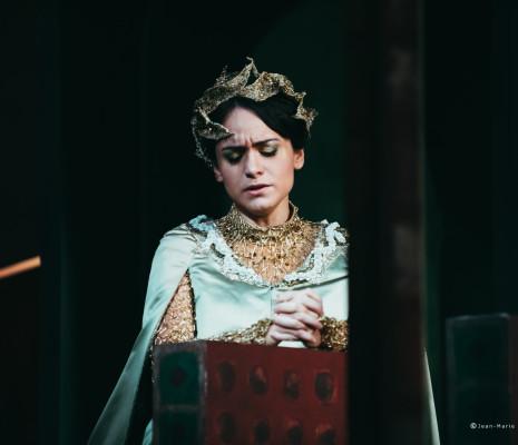 Alicia Amo - San Giovanni Batistta par Vincent Tavernier