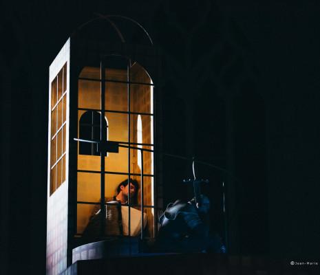 Paul-Antoine Bénos - San Giovanni Batistta par Vincent Tavernier