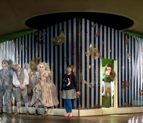 Carl Ghazarossian, Sophie Marin-Degor, Victor Sicard, Florie Valiquette & Marie Lenormand - Coraline par Aletta Collins