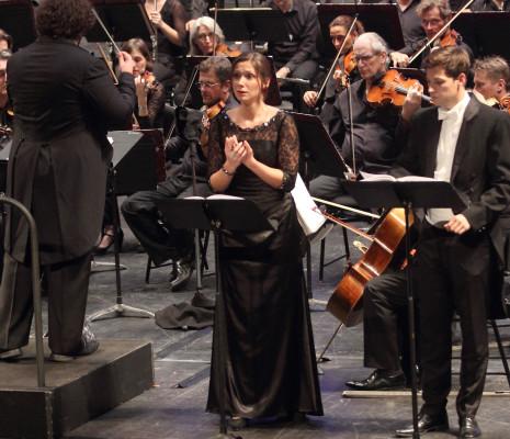 Hélène Carpentier & Rémy Mathieu - La Dame du lac