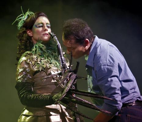 Damien Bigourdan dans Donnerstag aus Licht