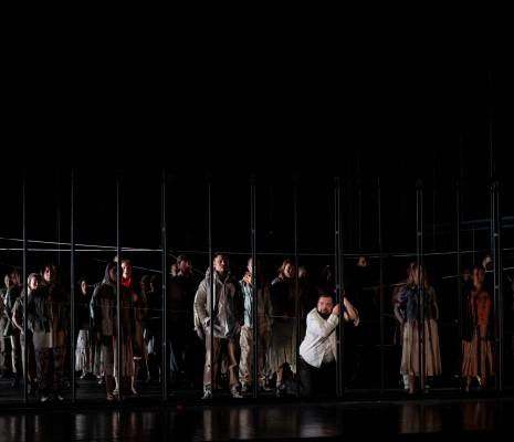 Nikoloz Lagvilava - Nabucco par Marie-Eve Signeyrole