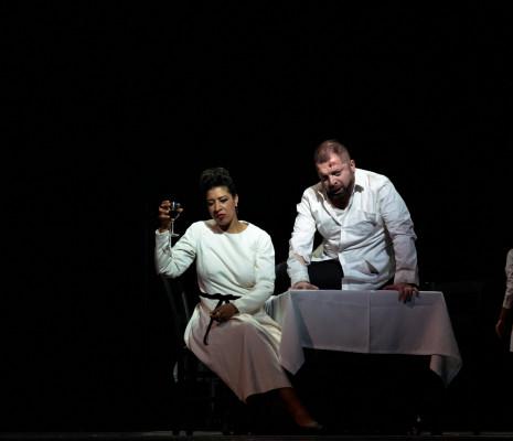 Mary Elizabeth Williams & Nikoloz Lagvilava - Nabucco par Marie-Eve Signeyrole