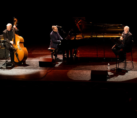 Jean-Louis Rassinfosse, Jean-Philippe Collard-Neven & José Van Dam – Festival Notes d'automne