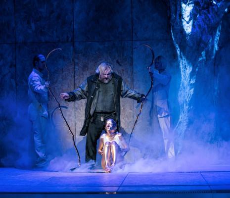 Olafur Sigurdarson & Sara Suneson - L'Or du Rhin par Stephen Langridge