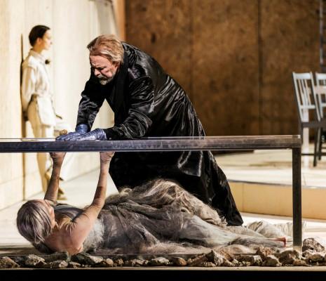 Anders Lorentzson - L'Or du Rhin par Stephen Langridge