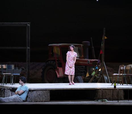 Vittorio Grigolo & Lisette Oropesa - L'Élixir d'amour par Laurent Pelly