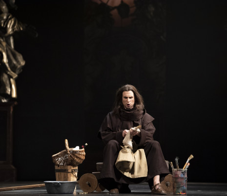 Laurent Kubla - Tosca par Claire Servais