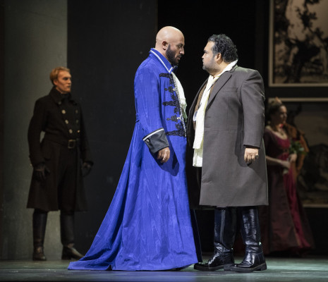 Marco Vratogna & Aquiles Machado - Tosca par Claire Servais